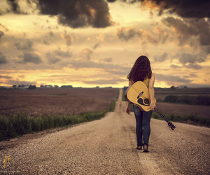 guitar and photography image