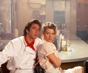 al pacino, michelle pfeiffer, and frankie and johnny image