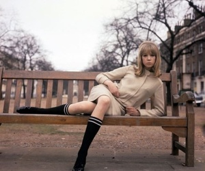 60s and pattie boyd image