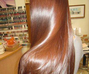 amazing, brunette, and hair image