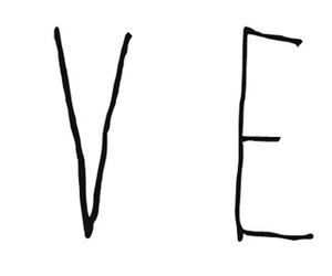 love, text, and ve image