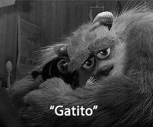 gatito, boo, and monsters inc image