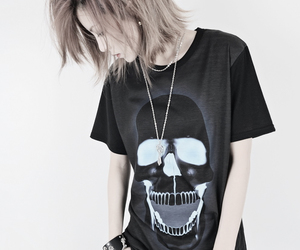 fashion and skull image