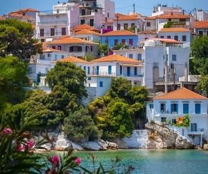 skiathos greece image