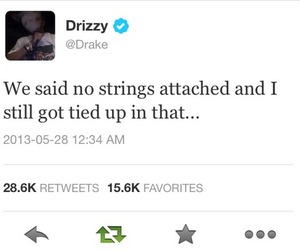 Drake, twitter, and quote image