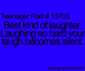 teenager post, funny, and hard image