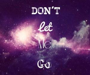 galaxy, don't let me go, and one direction image