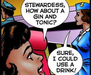 stewardess image