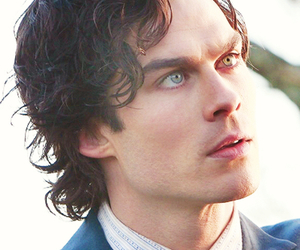 damon salvatore, Hot, and ian somerhalder image