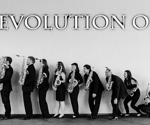 evolution, music, and of image