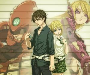 btooom! and anime image