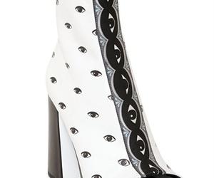 Kenzo and eye boots image