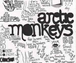 arctic monkeys, am, and rock image
