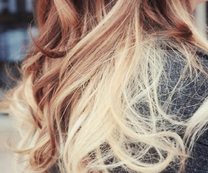 ombre, ombre hair, and ombre inspiration image
