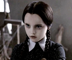 wednesday, wednesday addams, and movie image