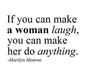 laugh, love, and quotes image