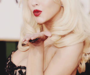 aguilera, beautiful, and blond image