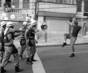 police, brasil, and boy image