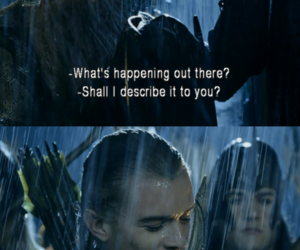 Legolas, gimli, and funny image