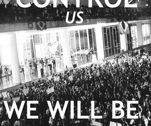 protesto, brasil, and brazil image