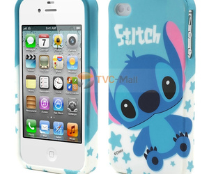 stitch, iphone case, and cute iphone case image