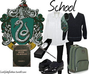 fashion and harrypotter image