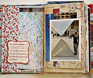 craft, diy, and journal image