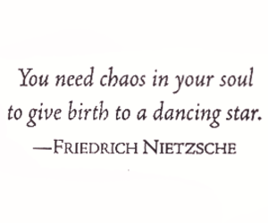 quote, soul, and chaos image