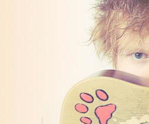 ed sheeran, cute, and guitar image