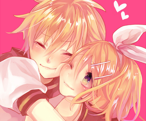 vocaloid, kawaii, and len kagamine image