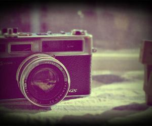 vintage and camera image