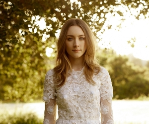 Saoirse Ronan and the host image