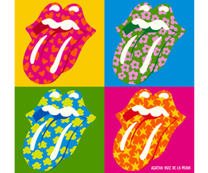 rolling stones and wallpaper image