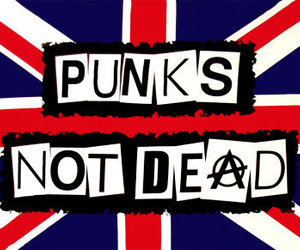 punk and punks not dead image