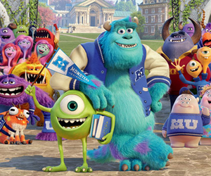 monsters inc, monster, and movie image