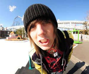 oliver sykes, boy, and bmth image