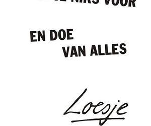 dutch, tekst, and loesje image
