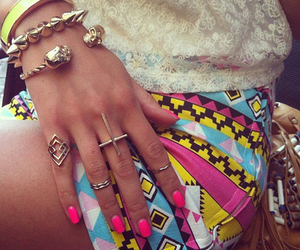 <3, blouse, and fashion image