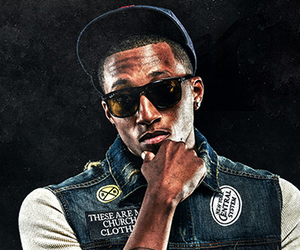 rapper, lecrae, and jesus saves bro image