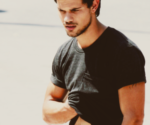 taylor, lautner, and Taylor Lautner image