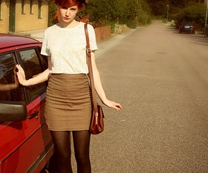 adorable, car, and fashion image