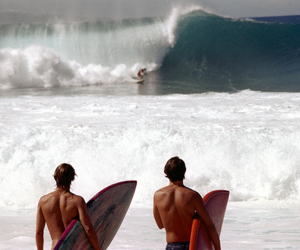surf, boy, and summer image