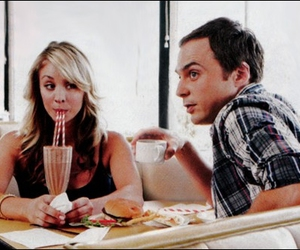 penny and sheldon image