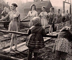 ballet, dance, and war image
