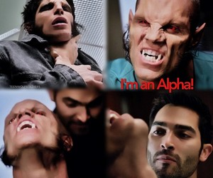 teen wolf, tw, and derek hale image