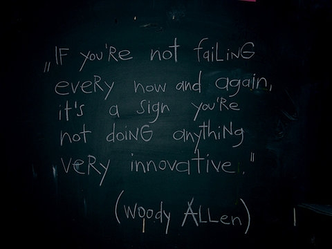 quote, woody allen, and text image