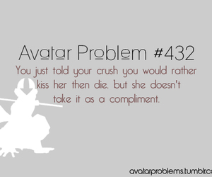 avatar, compliment, and kiss image
