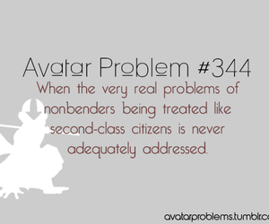 avatar, discrimination, and avatar the last airbender image