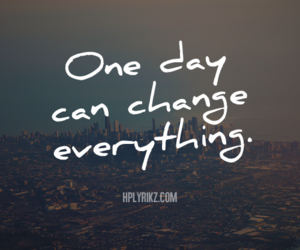 change, quote, and day image