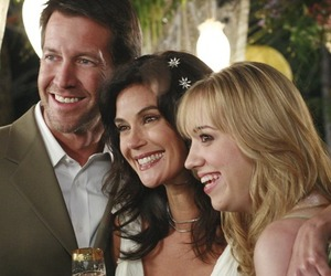 Desperate Housewives, family, and happiness image